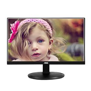 宁美玩购 AOC I2280SWD 21.5英寸IPS屏窄边框护眼液晶电脑显示器